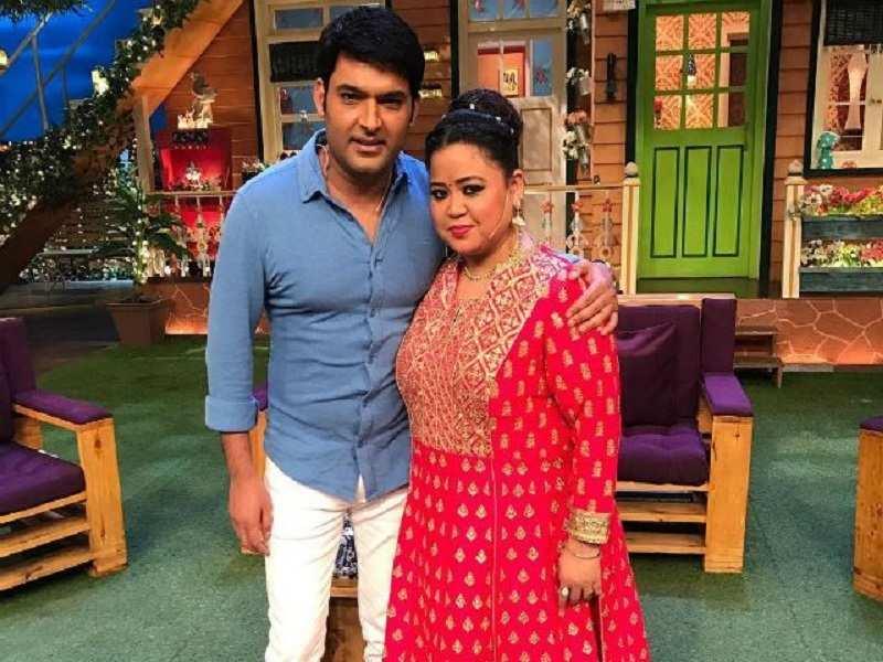 Bharti Singh In Kapil Sharma Show
