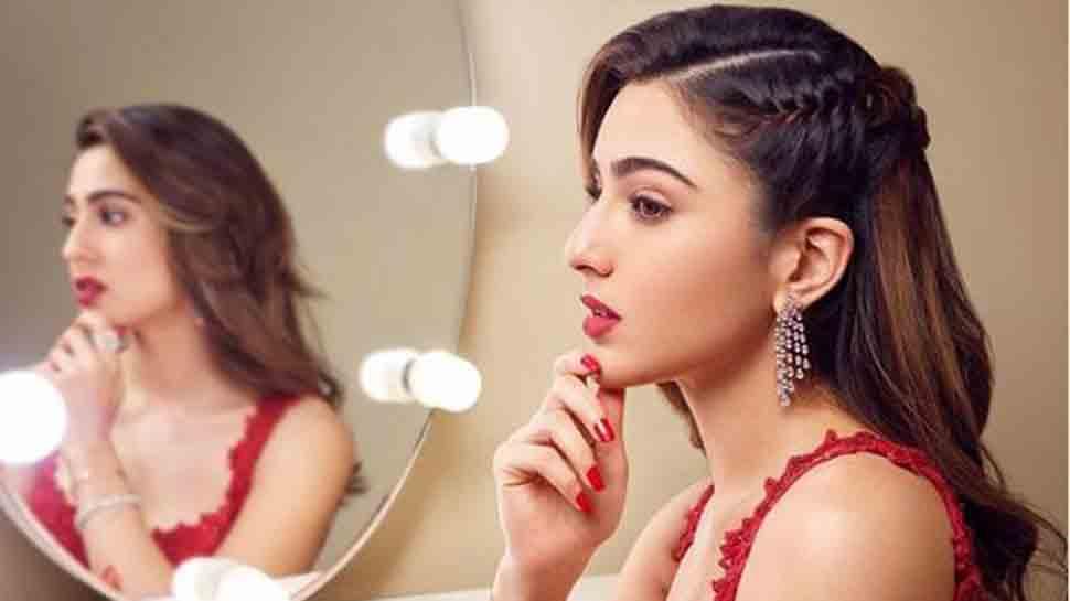 Beauty Of  Sara Ali Khan