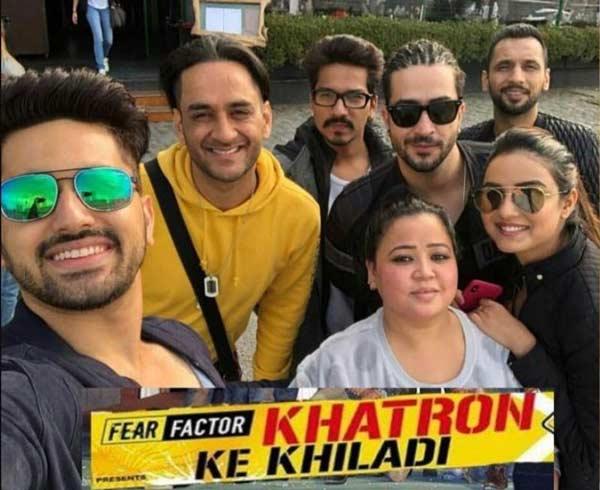 Bharti Singh Khatron ke Khiladi