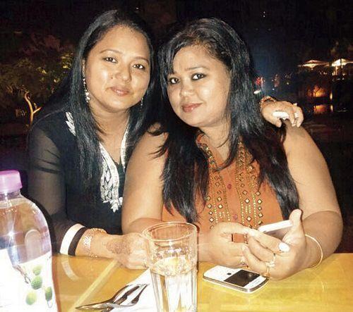 Bharti Singh sister