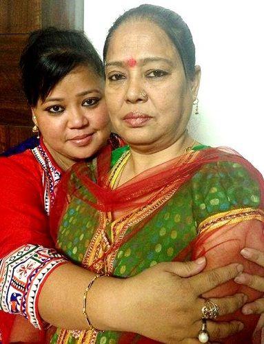 Bharti Singh Mother