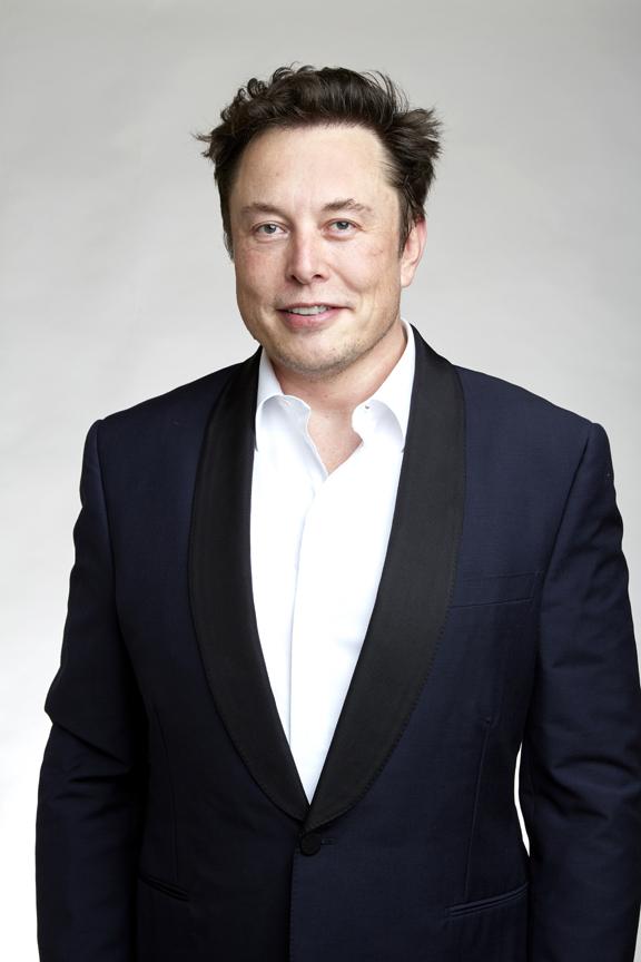 Elon Musk richest person