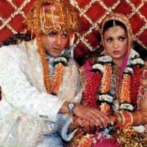 Bobby Deol Marriage Pic