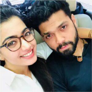 Rashmika Mandanna with Boyfriend