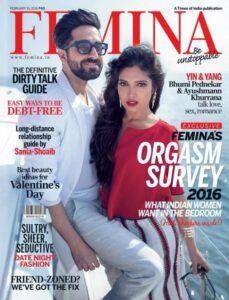 Bhumi Pednekar cover story