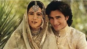 Amrita Singh marriage