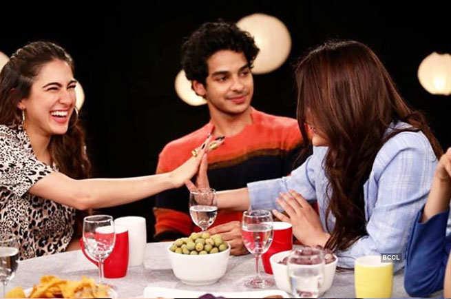 Ishaan Khattar girlfriend