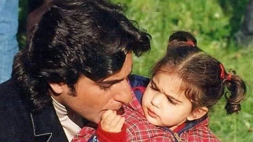 Sara father Saif Ali Khan