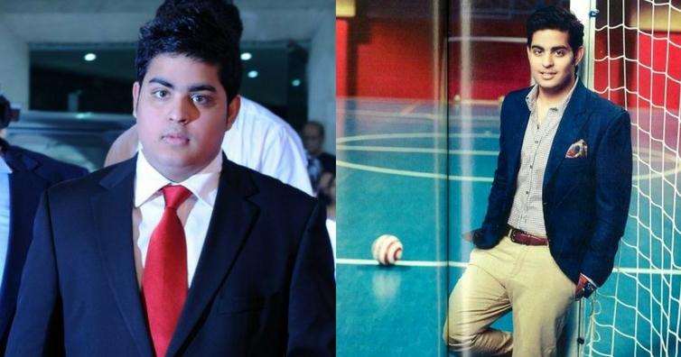 Transformation from Fat to Fit akah ambani