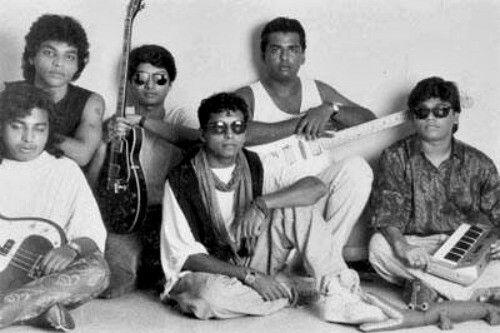 A.R. Rahman last one with his friend