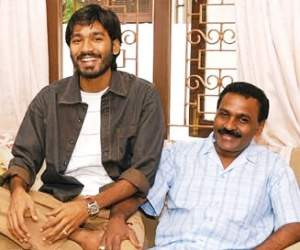 Rajinikanth controversy with dhanush father