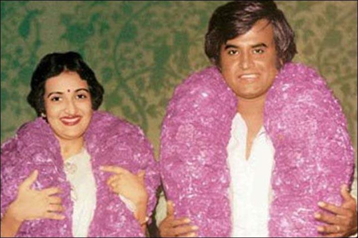 Rajinikanth married