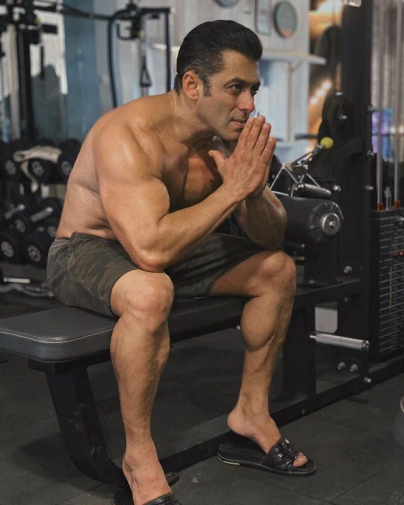 Salman Khan Fitness