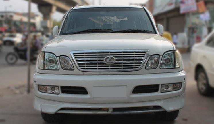 Lexus LX 470 salman khan