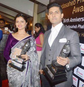 Rubin Dilaik Dada Saheb Phalke Award