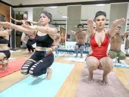 arshi khan gym