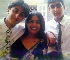 Ranbir kapoor in childhood age