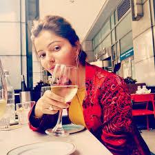 Rubina Dilaik Drink Alcohol