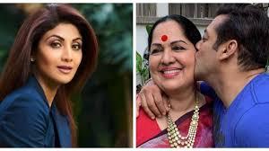 salman khan shilpa mother