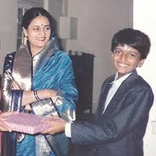 Riteish Deshmukh childhood pic