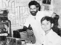 A.R. Rahman in childhood