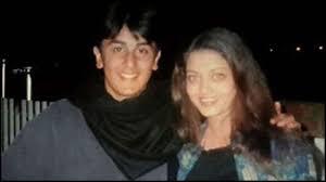 Ranbir Kapoor with Aishwarya Rai during Aa Ab Laut Chalen