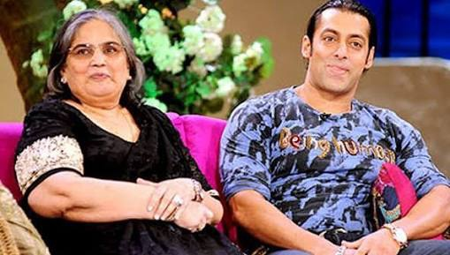 Salman Khan mother Salma Khan