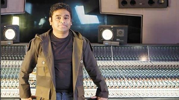A.R. Rahman studio Pranchatan