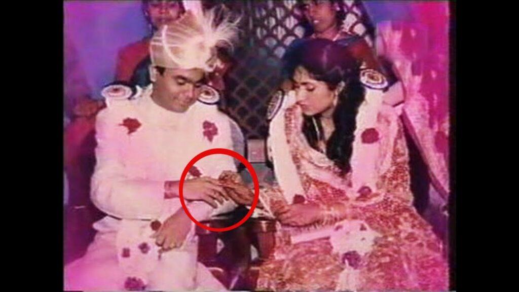 Marriage Pic AR Rahman