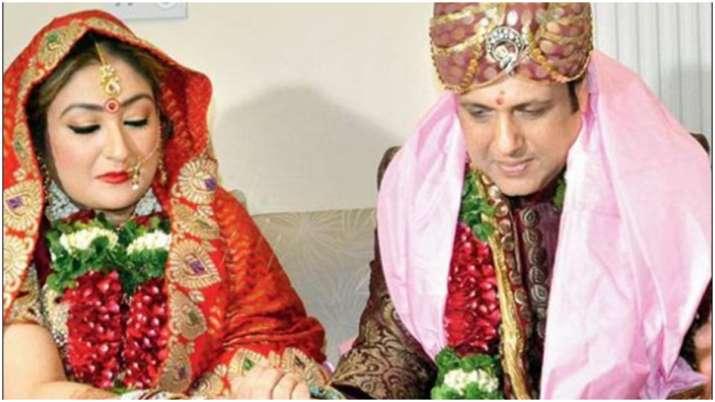 Govinda Married pic