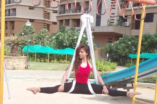 Fitness Freak Rubina