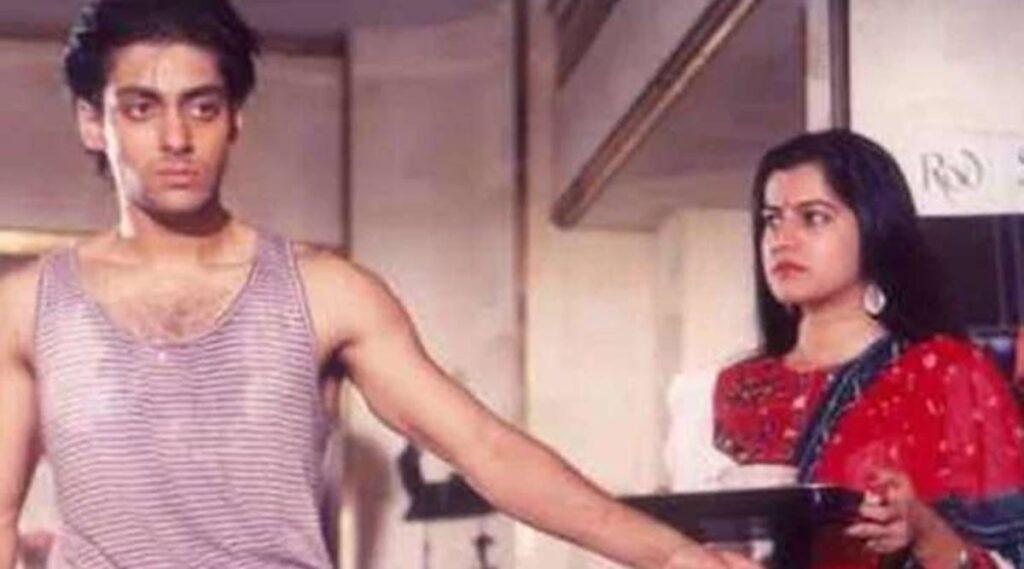 Salman Khan in film  Biwi Ho To Aisi