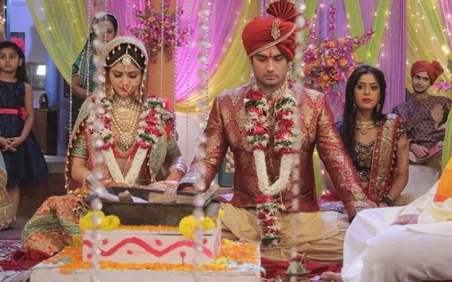 Rubina in Shakti serial