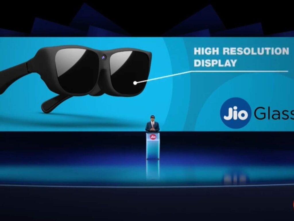 Jio smart Glass