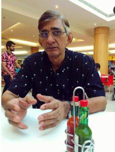 Father Ashok Parmar