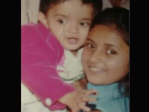 divyanka tripathi childhood photos