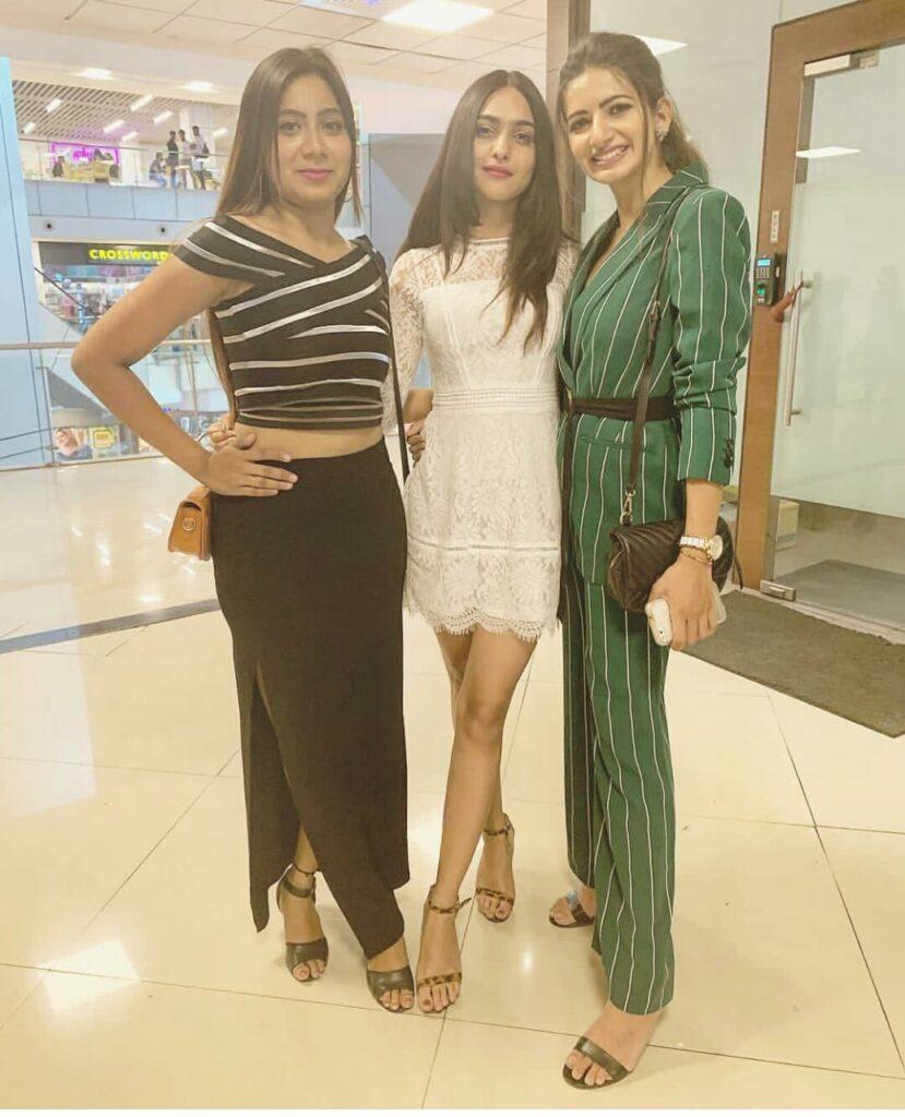 Kritika Yadav Minnie Rohilla