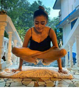 tina dutta yoga