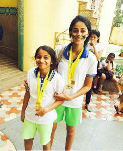 Dhirubhai Ambani International School Ananya