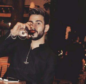 Kevin Almasifar alcohol