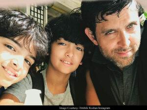 hrithik roshan children