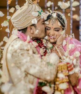 Shweta Agarwal  marriage