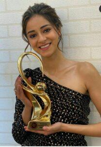 Ananya Pandey awards