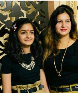 Yashodhra Phogat daughter