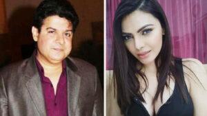 Sajid Khan and Sherlyn