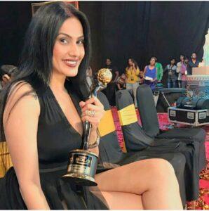 Kamya Panjabi  awards
