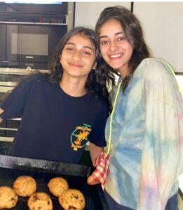Ananya Pandey cookies recipe