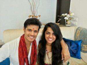 neil bhatt sister Shiksha Bhatt