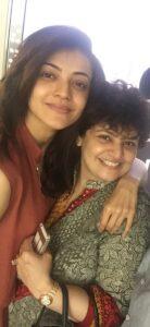 Kajal Aggarwal  mother