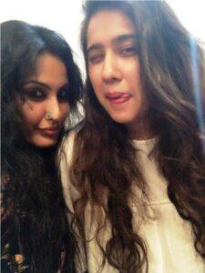 Mala Punjabi (sister)